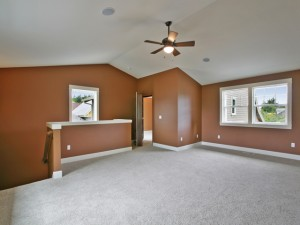 Carpet in New Home in Portland Oregon