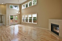 Hardwood Floor Sand & Finish