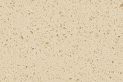 Macadam Floor and Design Quartz Countertop Almond Roca