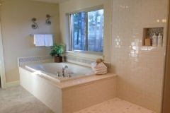 Tile and Stone Tubs