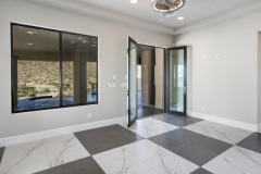 Macadam Floor and Design Tile Flooring Duomo Bianchi and Citadel Gray 4